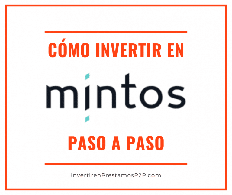 Cómo invertir en Mintos: TUTORIAL